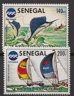 Sénégal - 1976 - N°Yv. 421 à 422 - Okinawa - Neuf Luxe ** / MNH / Postfrisch - Senegal (1960-...)