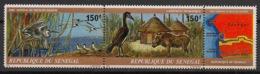 Sénégal - 1978 - Poste Aérienne PA N°Yv. 160 Et 161 - OIseaux - Neuf Luxe ** / MNH / Postfrisch - Senegal (1960-...)