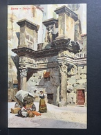 ROMA.........Tempio Di Pallade........ - Autres