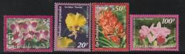 POLYNESIE - N°560/3 ** (1998) Orchidées - Neufs