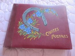 Lot Dans Un Album ,,pas Compté Les Cartes ,à Voir,semi-moderne - 100 - 499 Postales