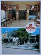 Mallorca. Bar Rompeolas - Mallorca