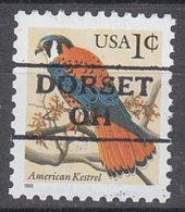 USA Precancel Vorausentwertung Preo, Locals Ohio, Dorset 872 - United States