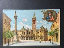 ROMA.........S. Maria Maggiore.....Ed. Fiamma.....firmata Facciola - Autres