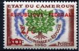 "Cameroun YT 328 "" Tp 312 Surchargé "" 1961 Neuf** - Camerún (1960-...)"