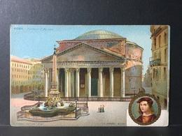 ROMA.........Pantheon...Ed. Fiamma.....firmata Facciola - Autres