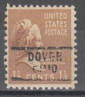 USA Precancel Vorausentwertung Preo, Locals Ohio, Dover 729 - United States