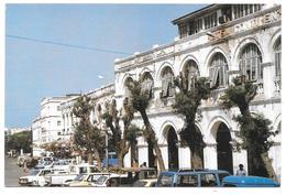 DJIBOUTI - Place Du 27 Juin - Hôtel Continental - 1987 - Djibouti