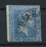 Preussen: 2 Sgr. MiNr. 11 1858 Gestempelt / Used / Oblitéré - Prussia
