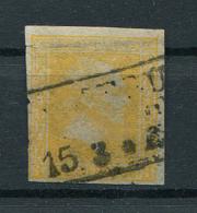 Preussen: 3 Sgr. MiNr. 12 1858 Gestempelt / Used / Oblitéré - Preussen