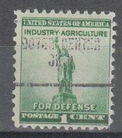 USA Precancel Vorausentwertung Preo, Locals Ohio, Dover Center 704 - United States