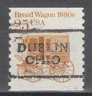 USA Precancel Vorausentwertung Preo, Locals Ohio, Dublin 701 - United States