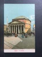 ROMA.........Pantheon...........Ed. Caserini - Autres