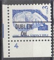USA Precancel Vorausentwertung Preo, Locals Ohio, Dublin 895 Plate# - United States