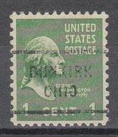 USA Precancel Vorausentwertung Preo, Locals Ohio, Dunkirk 712 - United States