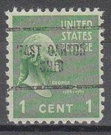 USA Precancel Vorausentwertung Preo, Locals Ohio, East Canton 704 - United States