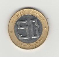 50 DINARS 2014 - Algeria