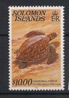 Solomon Isl. - 1982 - N°Yv. 460 - Tortue / Turtle - Neuf Luxe ** / MNH / Postfrisch - Tortues