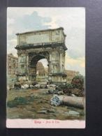 ROMA.........Arco Di Tito.........Ed. Caserini - Roma (Rome)