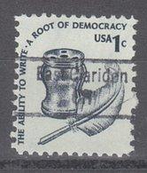 USA Precancel Vorausentwertung Preo, Locals Ohio, East Claridon 843 - United States
