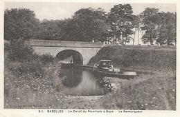 58    Bazolles           Le Canal Du Nivernais     E Remorqueur - France