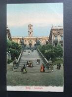 ROMA.........Campidoglio.........Ed. Caserini - Autres