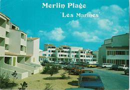 SAINT HILAIRE DE RIEZ - Merlin-plage - LES MARINES - Voiture - Saint Hilaire De Riez