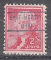 USA Precancel Vorausentwertung Preo, Locals Ohio, East Liberty 807 - United States