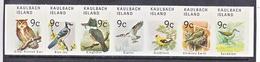 CANADA  LOCAL  POST  KAULBACH  ISLAND    **    BIRDS - Werbemarken (Vignetten)