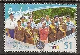 Barbados 200- Scoutisme Scouting Obl - Barbados (1966-...)