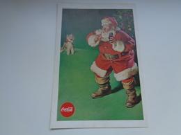 "Origineel Knipsel ( 2448 ) Uit Tijdschrift "" Geographic Magazine "" 1961 : Sancta Claus  Père Noël  Kerstman - Afiches Publicitarios"
