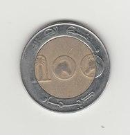 100 DINARS 2014 - Algeria