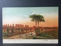 ROMA.........Acquedotto Claudio.........Ed. Stengel - Autres