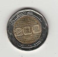 200 DINARS 2018 - Algeria