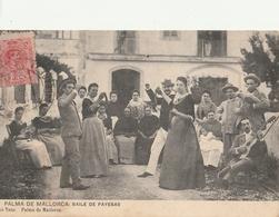 ESPAGNE - PALMA DE MALLORCA : Baile De Payesas - Palma De Mallorca