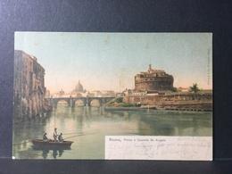 ROMA.........Castello St. Angelo.......Ed. Stengel - Autres