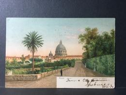 ROMA.........Giardino Del Vaticano......Ed. Stengel - Autres