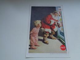 "Origineel Knipsel ( 2461 ) Uit Tijdschrift "" Geographic Magazine "" 1959 : Sancta Claus  Père Noël  Kerstman 25 X 17 Cm. - Afiches Publicitarios"