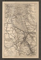 CARTE PLAN 1930 - BRETAGNE - RIVIERE De MORLAIX - CARANTEC HENVIC LOQUÉNOLÉ PLOUJEAN - Topographical Maps