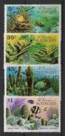 Grenadines - 1976 - N°Yv. 77 à 80 - Coraux / Corals - Neuf Luxe ** / MNH / Postfrisch - St.Vincent Y Las Granadinas