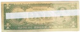 Etats Unis One Dollar Faux Billet - Etats-Unis
