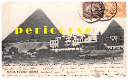 Mena House Hôtel - Cairo