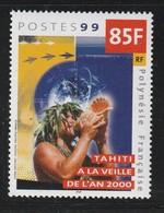 POLYNESIE - N°608 ** (1999) - Neufs