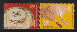 POLYNESIE - N°627/8 ** (2000) - Neufs