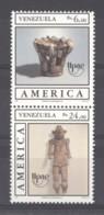 Venezuela  -  1989  :  Yv  1459-60  ** - Venezuela