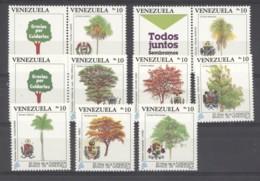 Venezuela  -  1990  :  Yv  1466-89  ** - Venezuela