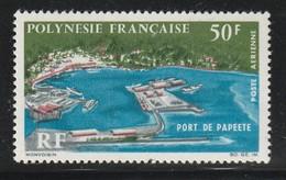 POLYNESIE - PA N°20 ** (1966) - Poste Aérienne