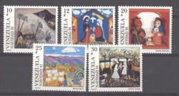 Venezuela  -  1991  :  Yv  1564-68  ** - Venezuela