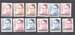 Venezuela  -  1991  :  Yv  1552-63  ** - Venezuela
