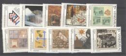 Venezuela  -  1992  :  Yv  1574-83  ** - Venezuela